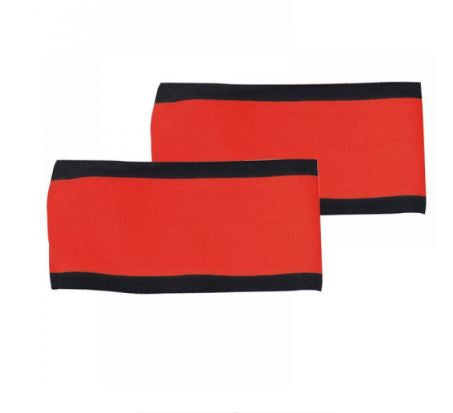 CCM Orange Small New Hockey Referee Arm Bands