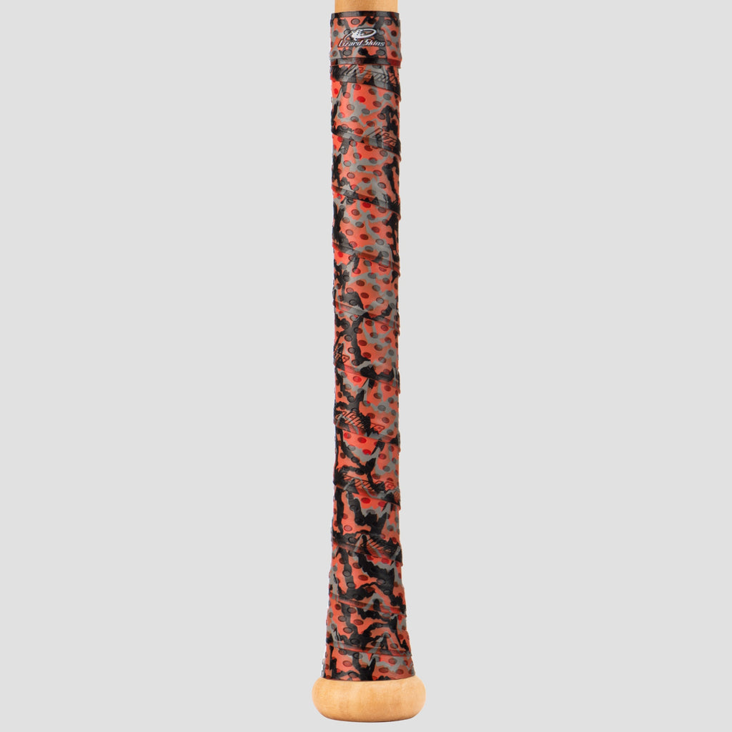 Lizard Skin DSP Orange Camo Thickness 0.5mm New Bat Grip