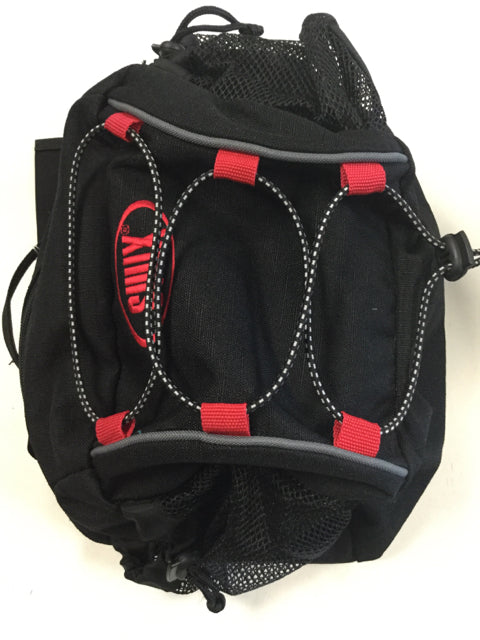 Swix Black/Red Slightly Used Downhill Ski Bag