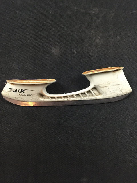 TUUK Custom + Left Size 254mm Used Hockey Skate Holder