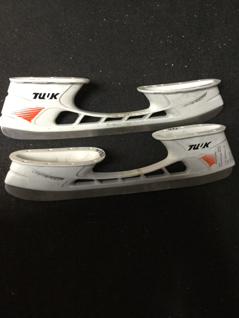 TUUK LightSpeed 2 L/R Size 298mm Used Hockey Skate Holder