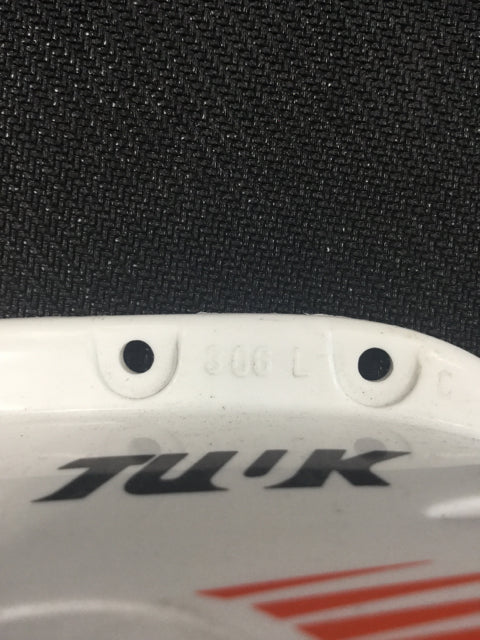 TUUK LightSpeed 2 Left LS2 Size 12 Used Hockey Skate Holder