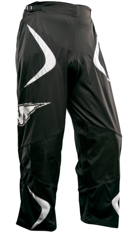 Mission Axiom A.3 New Black Jr. Large Roller Hockey Pants