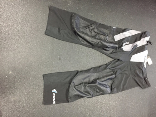 Tour Code Activ New Black Sr. XL Roller Hockey Pants