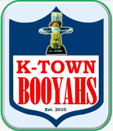 K-Town Booyahs 15 2 button baseball Jerseys Part 1 payment