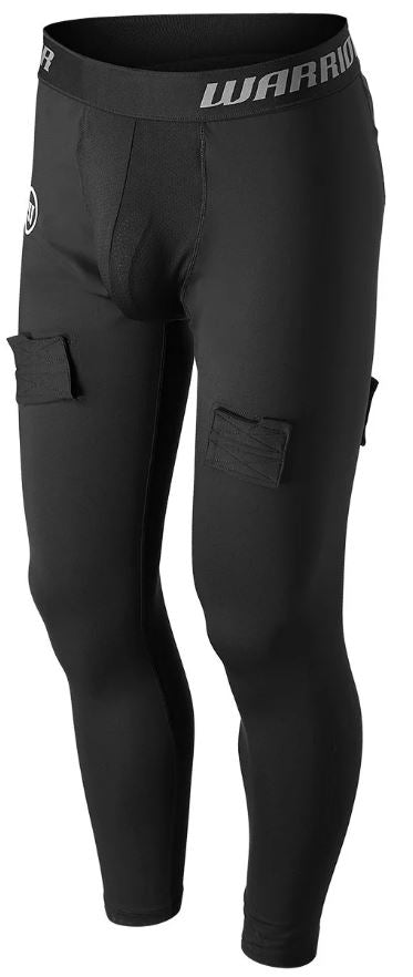 Warrior Compression Pants Jr. Size Specific Medium New Hockey Player Jock
