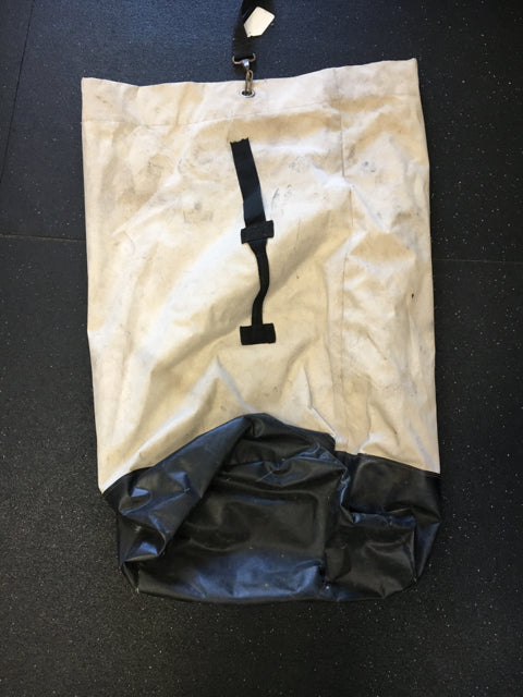 Mac Gregor Tan Used Baseball Bag