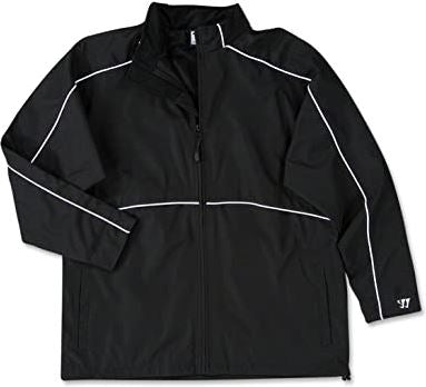 Warrior K900 Storm New Black Yth. Size Specific Small Warmup Track Jacket