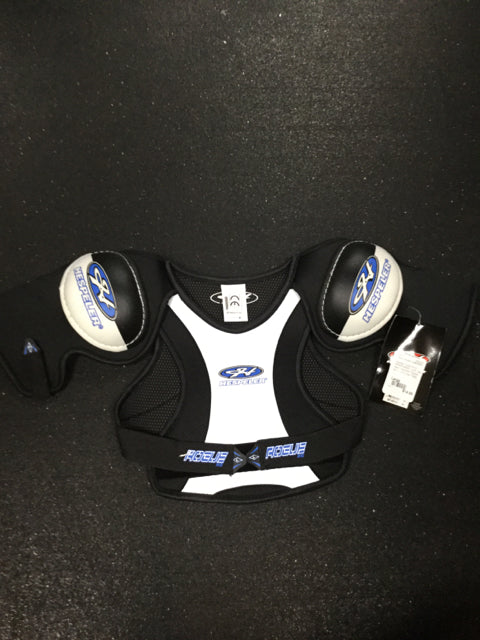 Hespeler Rogue RX10 Youth Size Specific Large New Hockey Shoulder Pads