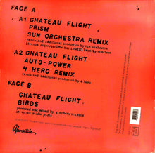 "Load image into Gallery viewer, Chateau Flight* - Two Remixes And 1 Previously Unreleased Track (12"") (M) - natural selection vinyl records"