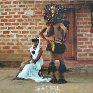 Sampa The Great - The Return (2xLP, Album) (M) - natural selection vinyl records