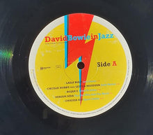 Load image into Gallery viewer, Various - David Bowie In Jazz - A Jazz Tribute To David bowie (LP, Comp) (M) - natural selection vinyl records