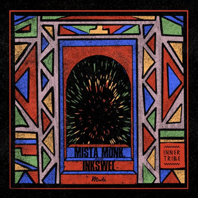 Mista Monk : Muti (LP, Album)