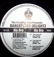 "Load image into Gallery viewer, Crooklyn Clan - Dancefloor Delightz (12"") (G+) - natural selection vinyl records"