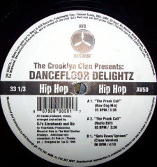 Crooklyn Clan - Dancefloor Delightz (12