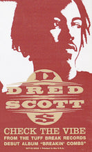 "Load image into Gallery viewer, Dred Scott - Check The Vibe (12"", Single) (VG+) - natural selection vinyl records"