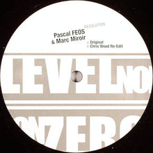 "Load image into Gallery viewer, Pascal F.E.O.S. & Marc Miroir - Rezolution (12"") (VG+) - natural selection vinyl records"