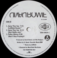 "Load image into Gallery viewer, David Bowie - Jump They Say (12"", Single, Promo) (VG+)"