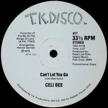 "Load image into Gallery viewer, Celi Bee - Love Drops (12"", Promo) (VG+) - natural selection vinyl records"