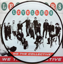 Load image into Gallery viewer, The Levellers - We The Collective  (LP, Album, Ltd, Pic) (M) - natural selection vinyl records