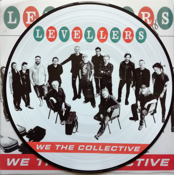 The Levellers - We The Collective  (LP, Album, Ltd, Pic) (M) - natural selection vinyl records