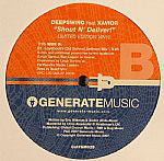 "Deep Swing Featuring Xavior - Shout N' Deliver (12"", Ltd) (VG+) - natural selection vinyl records"