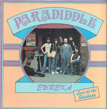 Load image into Gallery viewer, Paradiddle* - Eureka (LP) (NM or M-) - natural selection vinyl records