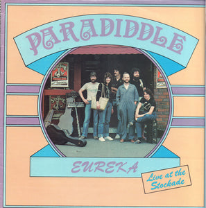 Paradiddle* - Eureka (LP) (NM or M-) - natural selection vinyl records