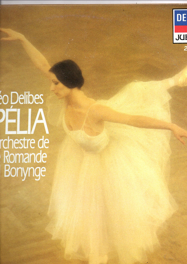 Delibes*, Richard Bonynge - Coppélia (2xLP) (VG) - natural selection vinyl records