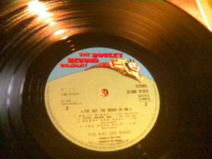 The Kiki Dee Band - I've Got The Music In Me (LP, Album) (NM or M-) - natural selection vinyl records