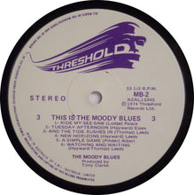 Load image into Gallery viewer, The Moody Blues - This Is The Moody Blues (2xLP, Comp) (VG+) - natural selection vinyl records