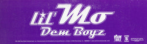 "Lil' Mo - Dem Boyz (12"") (NM or M-) - natural selection vinyl records"