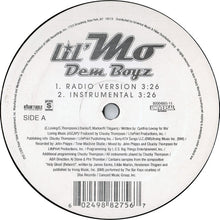 "Load image into Gallery viewer, Lil' Mo - Dem Boyz (12"") (NM or M-) - natural selection vinyl records"