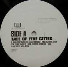 "Load image into Gallery viewer, Peanut Butter Wolf - Tale of Five Cities (12"") (VG+) - natural selection vinyl records"