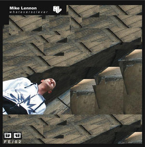 "Mike Lennon - Whateversclever (12"") (VG+) - natural selection vinyl records"