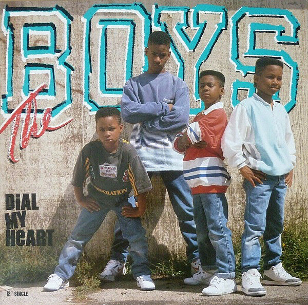 The Boys - Dial My Heart (12