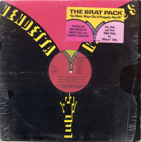 The Brat Pack - So Many Ways (Do It Properly Part II) (12