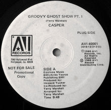 "Load image into Gallery viewer, Casper - Casper's Groovy Ghost Show (12"", Promo) (VG+) - natural selection vinyl records"