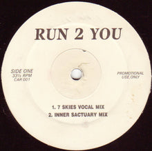 "Load image into Gallery viewer, Dina Carroll - Run 2 You (12"", Promo) (VG+)"