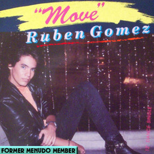 "Ruben Gomez - Move (12"") (VG+) - natural selection vinyl records"