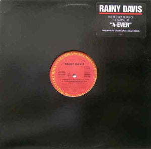 "Rainy Davis - 4-Ever (12"") (VG+) - natural selection vinyl records"