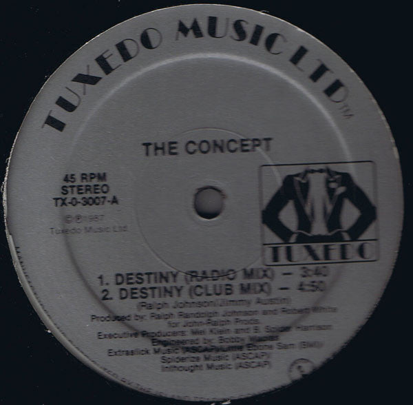 The Concept - Destiny (12