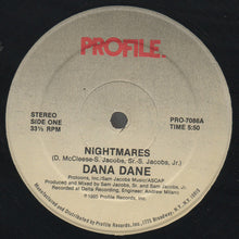 "Load image into Gallery viewer, Dana Dane - Nightmares (12"") (NM or M-) - natural selection vinyl records"