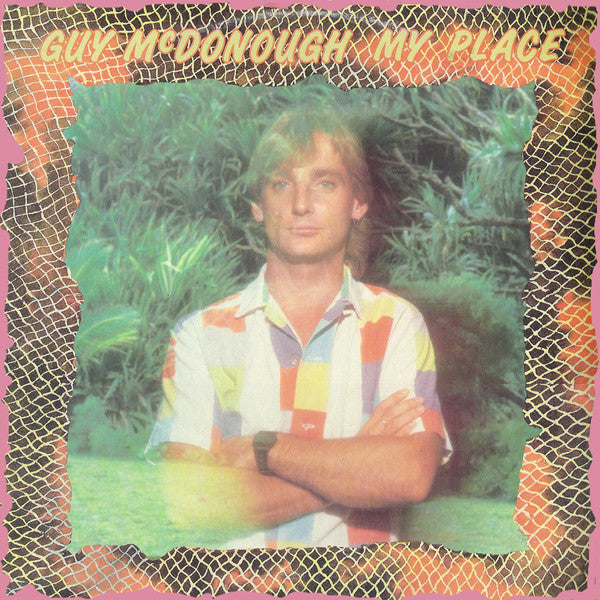 Guy McDonough - My Place (LP) (VG+) - natural selection vinyl records