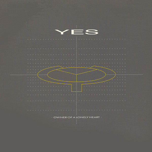 Yes - Owner Of A Lonely Heart (12