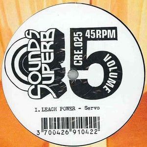 "Various - Sounds Superb Volume 5 (12"") (VG+) - natural selection vinyl records"