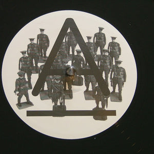 "Mlle Caro & Franck Garcia - Soldiers. (12"") (VG) - natural selection vinyl records"