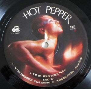 Hot Pepper (4) - Spanglish Movement (LP, Album) (VG) - natural selection vinyl records