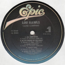 Load image into Gallery viewer, Lou Rawls - Close Company (LP, Album) (VG) - natural selection vinyl records