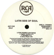 "Load image into Gallery viewer, Latin Side Of Soul - Latino Mambo (Latin Swing) (12"", Promo) (VG+) - natural selection vinyl records"
